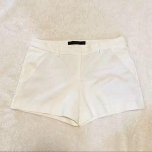 Zara White Short - Small